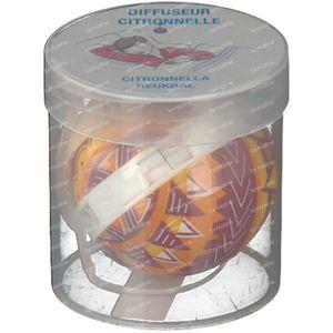 Manouka Anti-Moskito Diffusor Globus 1 st