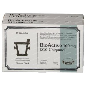 BioActive Q10 100mg 2x60  Capsules