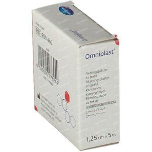 Hartmann Omniplast 1.25cm x 5m 900403 1 pièce