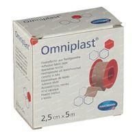 Hartmann Omniplast 2.5cm x 5m 9004413 1 st