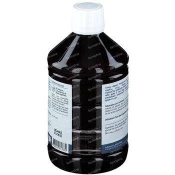 Biofloral Colloïdaal Zilver 20PPM 500 ml