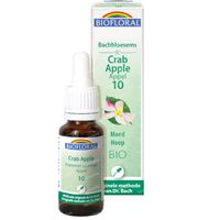 Biofloral Bachbloesems 10 Wilde Appel Bio 20 ml