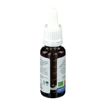 Biofloral Bachbloesems 25 Rode Kastanje Bio 20 ml