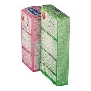 Davitamon Junior Framboos + GRATIS Adult 60+30 tabletten