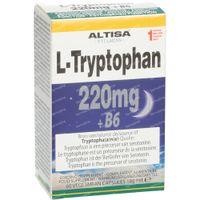 Altisa L-Tryptofaan + B6 60  capsules