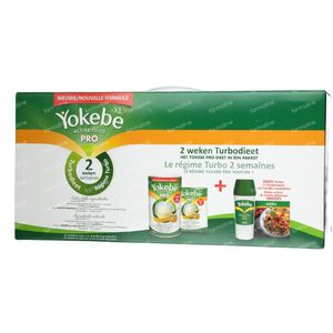 Yokebe by XLS Pro Vanille 2 Semaines Turbo Pack 400 g