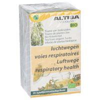 Altisa Thee Luchtwegen Bio 20x2 g