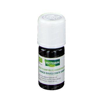 Phytosun Orange Douce Huile Essentielle Bio 5 ml