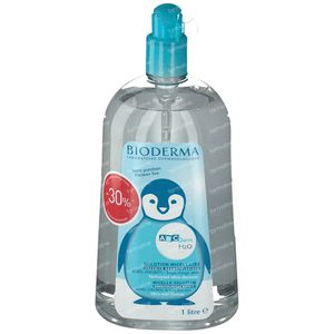 Bioderma ABCDerm H2O Micellaire Oplossing -30% Korting 1 l