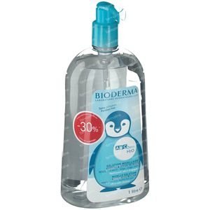 Bioderma ABCDerm H2O Soluzione Micellare -30% Sconto 1 l