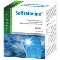 Fytostar Saffratonine – Positieve Instelling – Voedingssupplement bij Stress of Negatieve Gevoelens 120  capsules