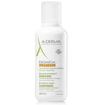 A-Derma EXOMEGA Control Baume émollient 400 ml