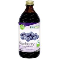 Biotona Bio Blauwe Bes Geconcentreerd 500 ml