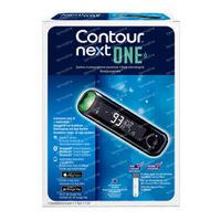 Ascensia Contour Next One Glucometer Draadloos 1 st