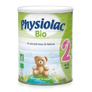 Physiolac Bio 2 800 g powder