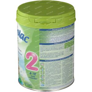 Physiolac Bio 2 800 g powder