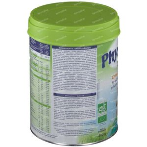 Physiolac Bio 3 800 g poudre