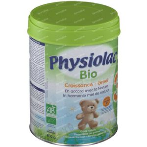 Physiolac Bio 3 800 g powder