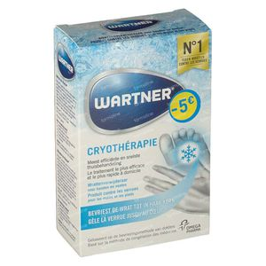 Wartner Cryo Hand & Foot REDUCED Price 50 ml