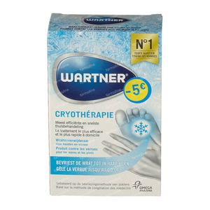Wartner Cryo Hand & Fuß REDUZIERTER Preis 50 ml