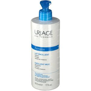 Uriage Xémose Hydraterende Melk 500 ml