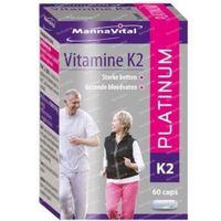 Mannavital Vitamin K2 Platinum 60  kapseln