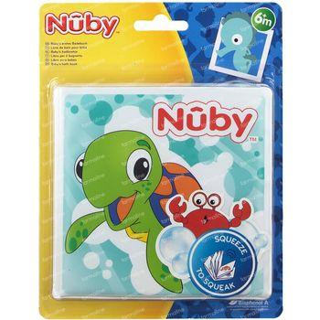 Nuby Baby's Badbuch 4Monate+ ID4755 1 st
