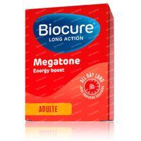 Biocure Long Action Megatone Energy Boost 60  tabletten