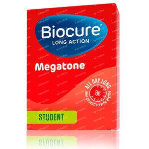 Biocure Long Action Megatone 30 St Dragees