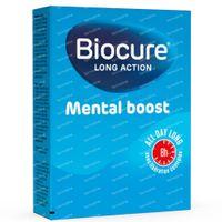 Biocure Mental Boost Fatigue 30  comprimés