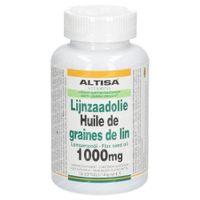 Altisa Huile de Lin Bio 100  gélules souples