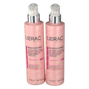 Lierac Body-Hydra Lait Repulpant Duo 2x200 ml