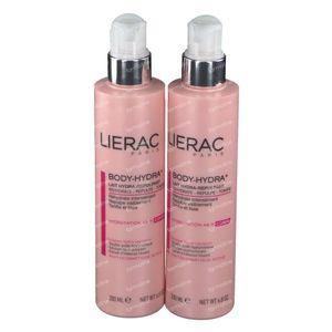 Lierac Body-Hydra Revitalisierende Körpermilch Duo 2x200 ml