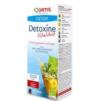 Ortis Detoxine Vitalité Bio Framboise-Canneberge 250 ml