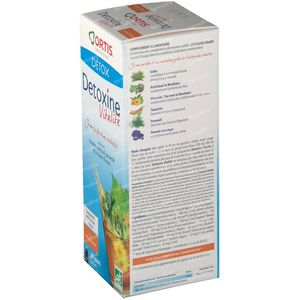 Ortis MethodDraine Detoxine BIO Pêche-Citron 250 ml