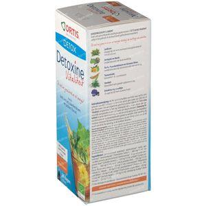 Ortis MethodDraine Detoxine BIO Perzik-Citroen 250 ml