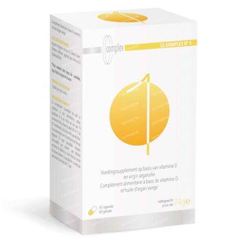 CC Complex N°1 Vitamine D 60 capsules