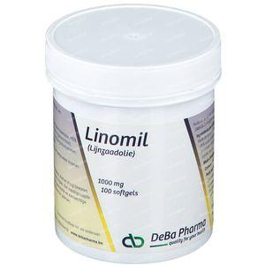 Deba Pharma Linomil 1g 100 softgels
