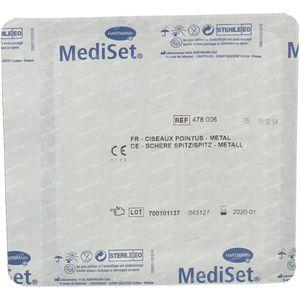 Hartmann Mediset Ciseaux Point Fine Métale 4780061 1 pièce