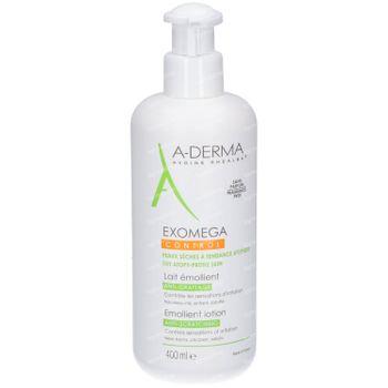 A-Derma Exomega Control Emolliërende Melk 400 ml