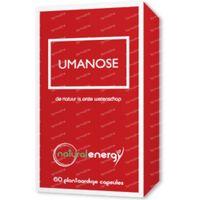 Natural Energy Umanose 60  kapseln