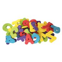 Nuby Badspeeltjes Letters & Cijfers 12Maanden+ ID6140 1  set