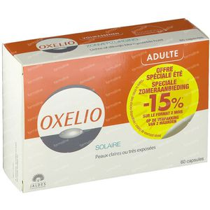 Oxelio Reduced Price 60 capsules