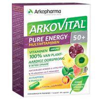 ArkoVital Pure Energy Multivitaminen 50+ 60  capsules