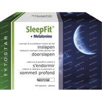 Fytostar SleepFit + Melatonine 60  capsules