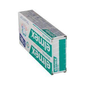 Elmex Tandpasta Sensitive Bitube Verlaagde Prijs 2x75 ml