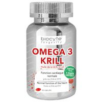 Biocyte Omega 3 Krill 90  capsules
