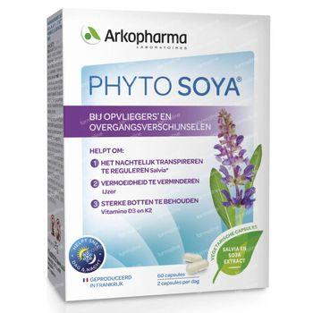 Phyto Soya Menopauze 30 capsules