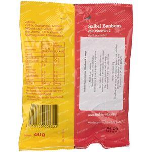 Hubner Bonbons Sage + Vitamin C With Sugar 40 g