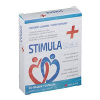 Stimula 50 Plus 30  capsules
